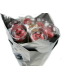 Bouquet de macarons 7 tiges Saint Valentin