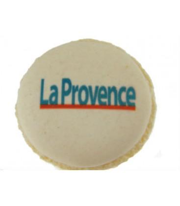 Macaron journal La Provence