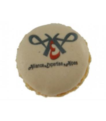 Macaron Alliance alpes comptabilité