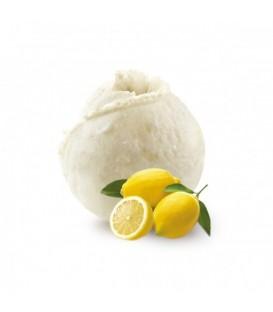 Bac de glace artisanale à emporter 750 ml Citron
