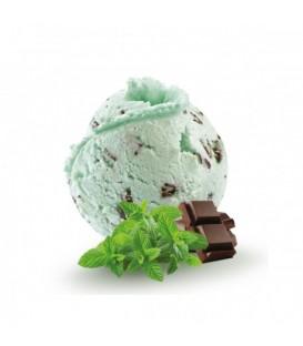 Bac de glace artisanale à emporter 750 ml Menthe Chocolat