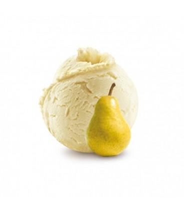 bac de glace artisanale à emporter 750 ml poire williams
