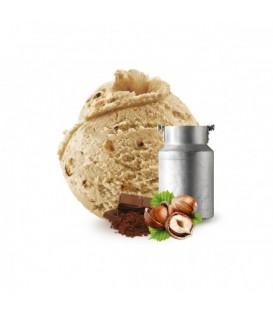 Bac de glace artisanale à emporter 750 ml Praliné
