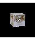 Tisane des Alpes biologique - Cube Métal