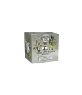 Coffret 4 tisanes  Biologique- Cube Métal