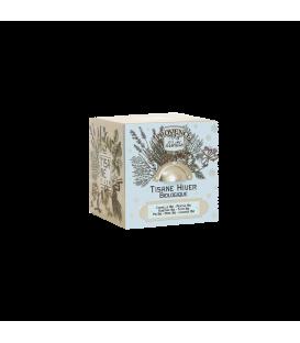 Tisane Hiver Biologique- Cube Métal