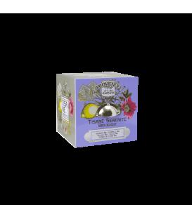 Tisane Sérénité Biologique- Cube Métal