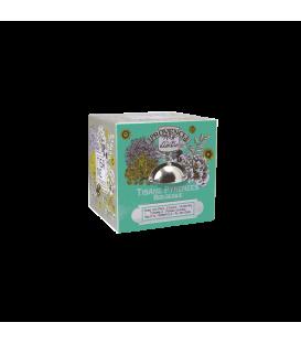 Tisane Pyrénées Biologique- Cube Métal