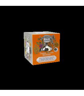 Tisane Détox Biologique- Cube Métal