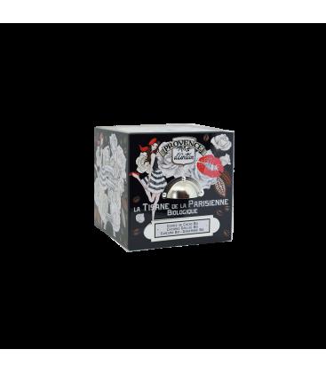 Tisane de la Parisienne Biologique- Cube Métal