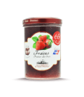 confiture de fraises, fraises des bois