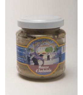 Mousse d'anchoïade 110g