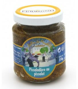Pissaladière au pissalat 110 g
