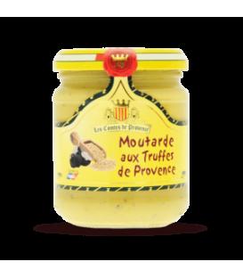 Moutarde aux truffes de Provence 230g