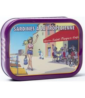 Sardines à la Tropézienne