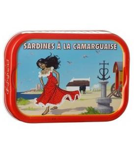 Sardines à la Camarguaise