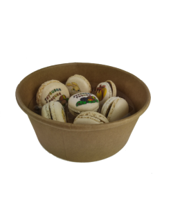 Bento box 7macarons