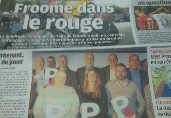 Macaron-de-provence.fr Lauréat des tremplins économiques La Provence